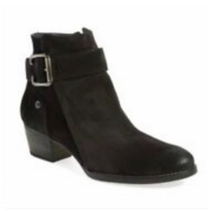 New!!Paul Green ' Jano' Moto suede booti